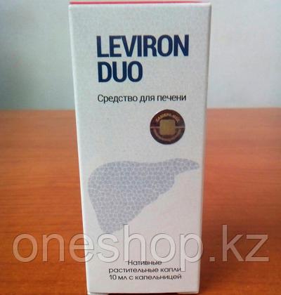 Препарат Leviron Duo (Левирон Дуо) для печени