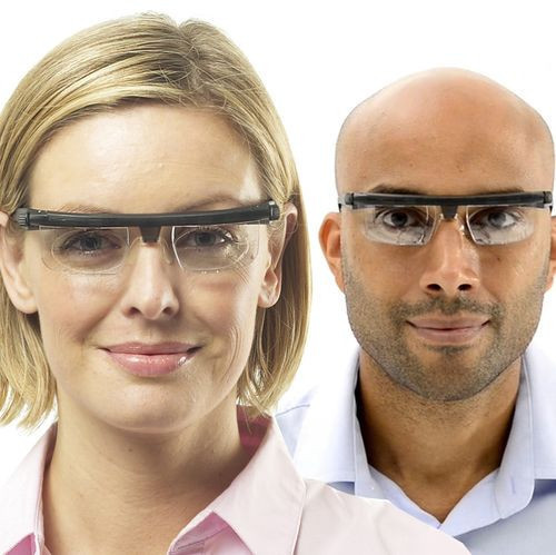 Очки Adlens с регулируемыми диоптриями