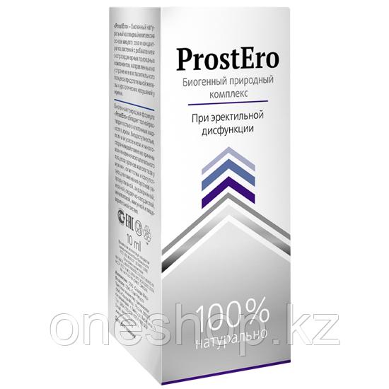 Препарат ProstEro от простатита