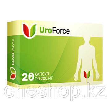 Капсулы UroForce от мочекаменной болезни почек