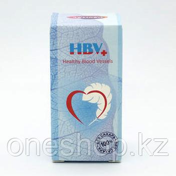 Капли Healthy Blood Vessels от давления (HBV+)