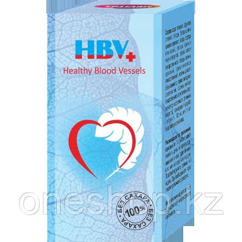 Препарат Healthy Blood Vessels (HBV+) от гипертонии