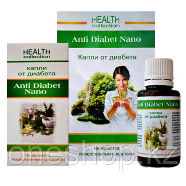 Капли от диабета Anti Diabet Nano
