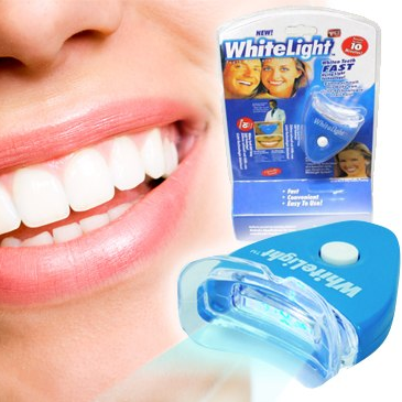 White Light для отбеливания зубов