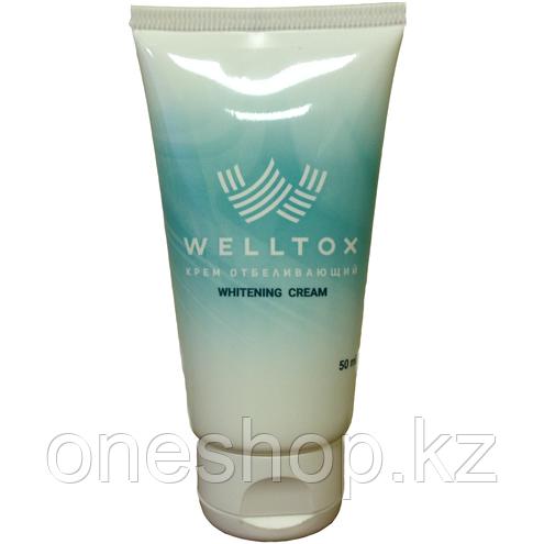 Крем от пигментации Welltox (отбеливающий)