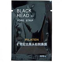 Маска BlackHead pore strip pilaten от черных точек (5шт*6гр)