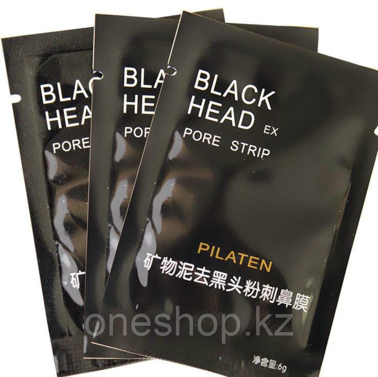 BlackHead pore strip pilaten маска для лица (5шт*6гр)