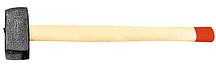 Кувалда 2000 гр., кованая головка (деревянная рукоятка) 10951 (002)