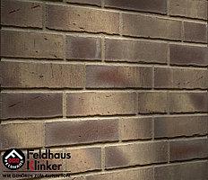 """Клинкерная плитка """"Feldhaus Klinker"""" для фасада и интерьера R931 vario geo carinu"""