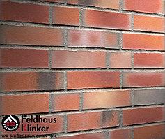 """Клинкерная плитка """"Feldhaus Klinker"""" для фасада и интерьера R991 bacco"""