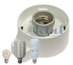Светильник энергосберегающий СА-18 оптико-акустический регулируемый для ламп накаливания