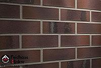 """Клинкерная плитка """"Feldhaus Klinker"""" для фасада и интерьера R561 carbona carmesi maritimo, фото 1"""