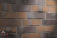 """Клинкерная плитка """"Feldhaus Klinker"""" для фасада и интерьера R564 carbona geo maritim, фото 1"""