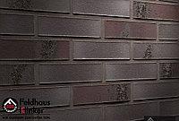 """Клинкерная плитка """"Feldhaus Klinker"""" для фасада и интерьера R565 carbona geo ferrum, фото 1"""