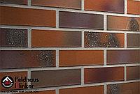 """Клинкерная плитка """"Feldhaus Klinker"""" для фасада и интерьера R582 salina terreno bluastro, фото 1"""