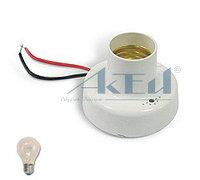 Патрон энергосберегающий СА-19 оптико-акустический для ламп накаливания мощностью до 100 Вт
