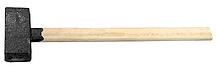 Кувалда 3000 гр. литая головка (деревянная рукоятка) 10954 (002)