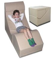 """Детское складное кресло """"Трансформер"""""""