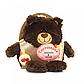 Игрушка-грелка MaxiToys Медвежонок 19см, фото 2