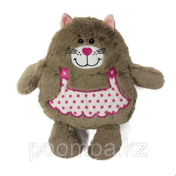 "Мягкая игрушка-грелка ""Согревашки"" - Кошечка, 19 см"