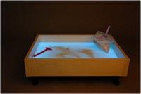Игровой набор для экспериментов с песком Песочница