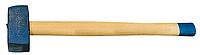 Кувалда 3000 гр. кованая головка (деревянная рукоятка) 10955 (002)