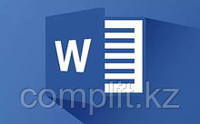 Word 2016 ENG