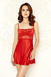 Кружевной женский комплект. Халатик + сорочка., фото 2