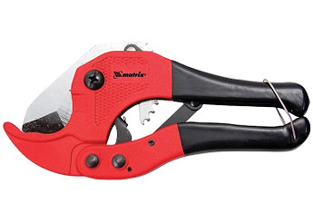 (784105) Ножницы для резки изделий из пластика, диаметр до 42 мм//MATRIX