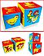 """Набор из 2 кубиков-мякишей """"Чей детеныш?"""", фото 5"""