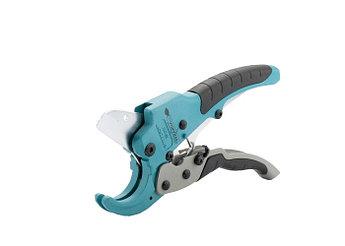(78422) Ножницы для резки изд. из ПВХ, D -  до 45 мм, обрезин. рук-ки,рабочий стол для плоских изд.// GROSS