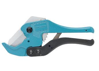 (78424) Ножницы для резки изделий из ПВХ, универсальные, D-42 мм, порошковое покрытие рукояток// GROSS