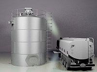 Резервуар вертикальный стальной