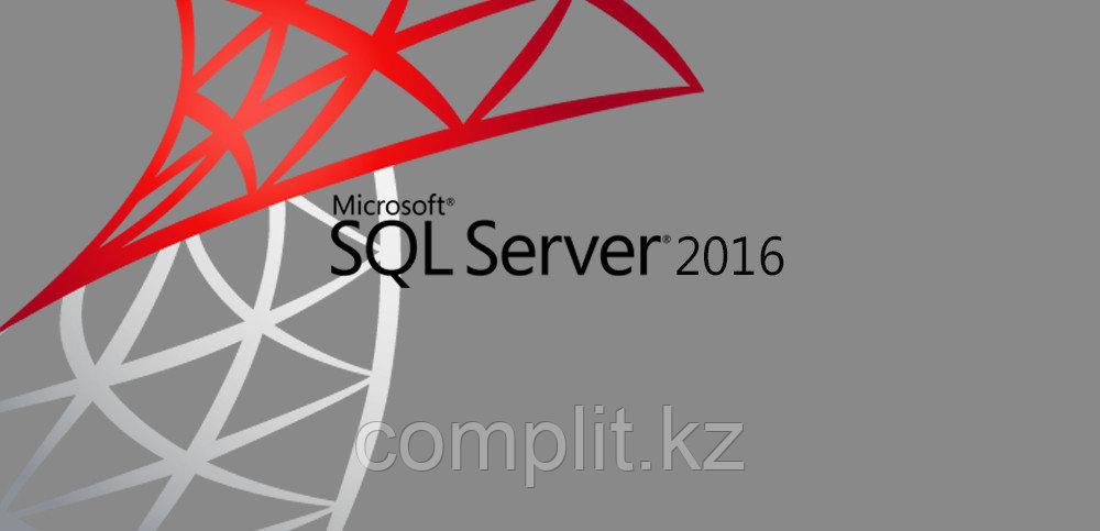 SQLSvrStd 2016 ENG