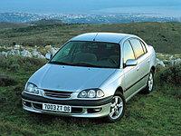 Защита картера и КПП Avensis T22 1997-2003
