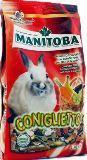 Manitoba Coniglietto Кормовая смесь с фруктами для кроликов, 1кг