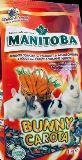Manitoba Bunny Carota Кормовая смесь с морковью для молодых и взрослых кроликов, 1кг
