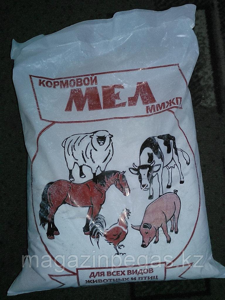 Мел кормовой 2 кг.