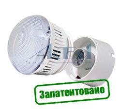 Светильник светодиодный для ЖКХ энергосберегающий ДББ 64-08Д с двумя режимами работы