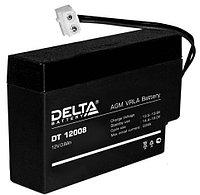 Аккумулятор DELTA DT, 12V - 0.8A (DT 12008)