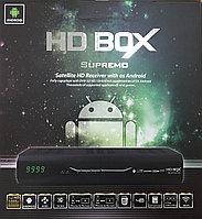 Спутниковый ресивер HD BOX Supremo ( Android + Lunux )