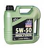 Моторное масло MOLYGEN 5W-50