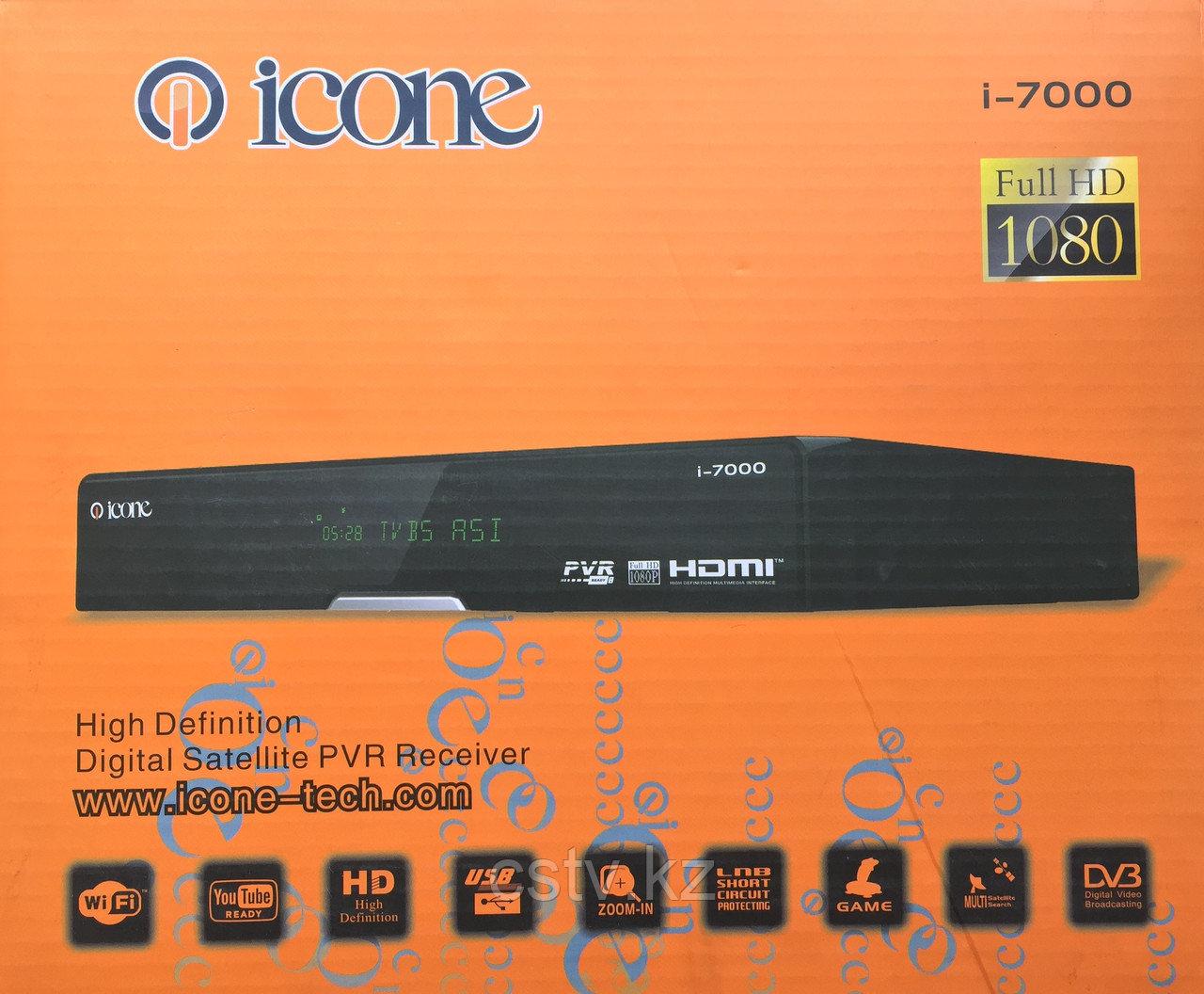 Спутниковый ресивер ICON i-7000