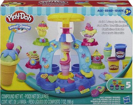 """Игровой набор Play-Doh """"Фабрика мороженого"""""""