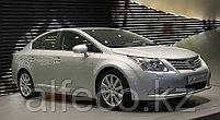 Защита картера и КПП Avensis 2009-