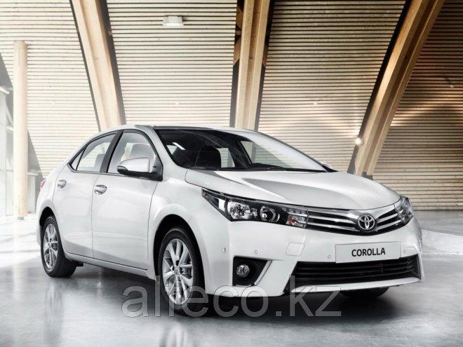 Защита картера и КПП Toyota Corolla E180 2013 - 1.6, 1.8