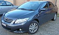Защита картера и КПП Corolla 2007- 1,6