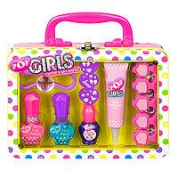 Pop Girl Набор детской декоративной косметики для ногтей, фото 1