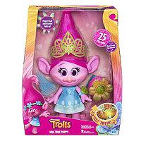 Hasbro Trolls  Тролли Поющая Поппи, фото 1