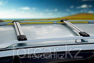Комплект поперечин (дуг) на стандартные рейлинги Fico Pro (Россия) черный, фото 3